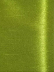 Grass Poly Shantung Fabric