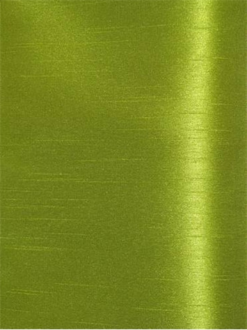 Grass Poly Shantung Fabric