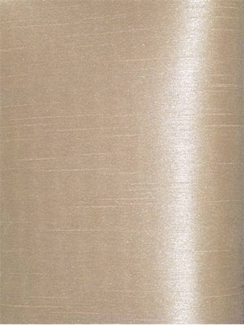 Champagne Poly Shantung Fabric
