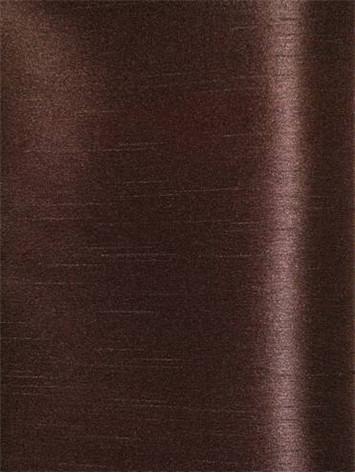 Espresso Poly Shantung Fabric