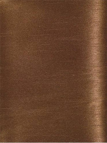 Chocolate Poly Shantung Fabric