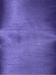 Purple Poly Shantung Fabric