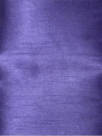 Purple Poly Shantung Fabric