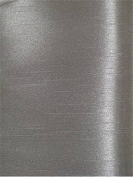 Pewter Poly Shantung Fabric