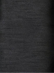 Black Poly Shantung Fabric