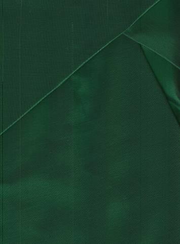 Emerald Iridescent Taffeta Fabric