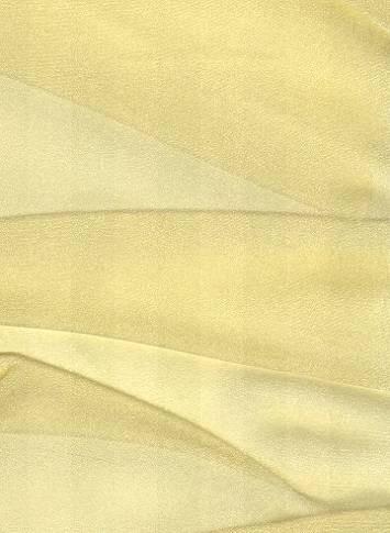Brass Sparkle Organza Fabric