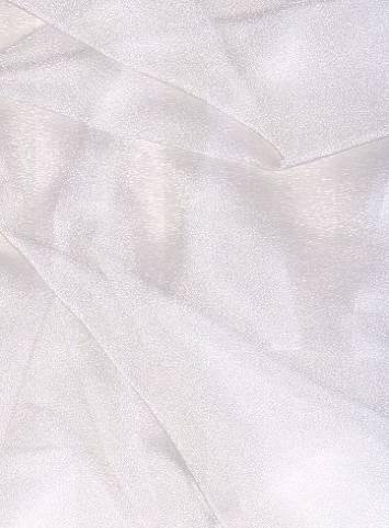 Ice Sparkle Organza Fabric