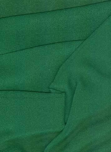 Hunter Sparkle Organza Fabric