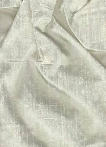 Ivory Silk Dupioni Fabric