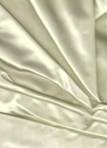 Noble Silk Duchess Satin Ivory Fabric