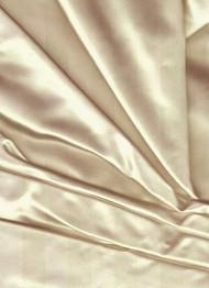 Noble Silk Duchess Satin Cream Fabric