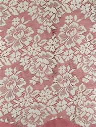 P 134 Ivory Shiffli Lace
