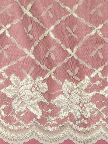 PB1000 Ivory Shiffli Lace