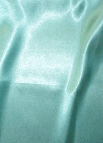 Slipper Satin Tiffany Blue
