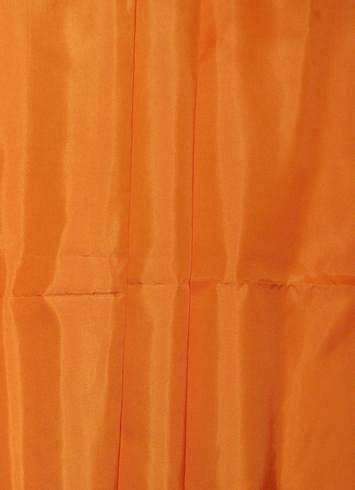 Tangerine Imperial Tafetta