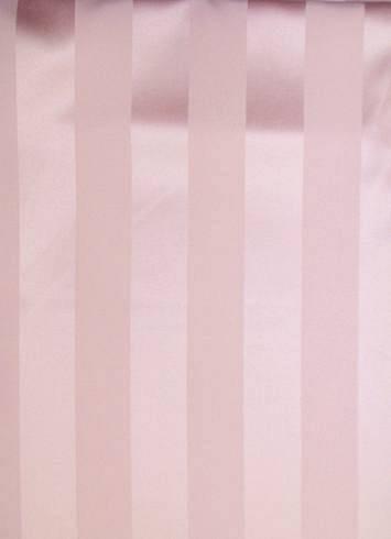Ice Pink Satin Stripe