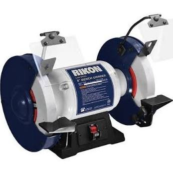 Rikon 80 805 8 Inch Low Speed Bench Grinder