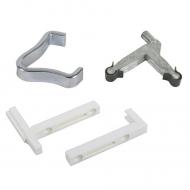 Corners, Clips & Pivot Bars
