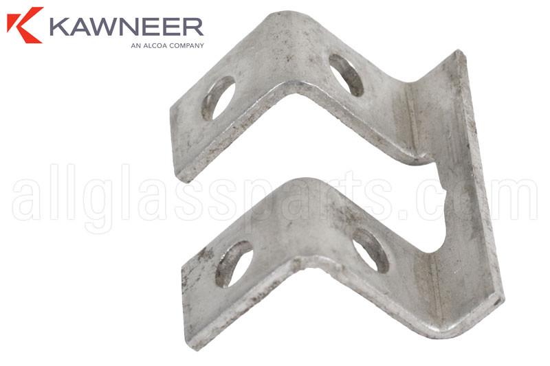 Kawneer Core Mullion Clip All Glass Parts Edmonton
