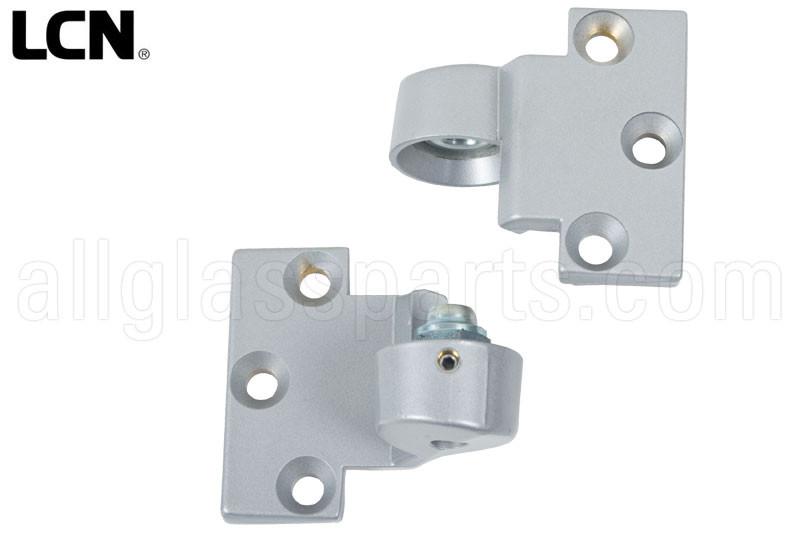 Intermediate Offset Pivot Lcn Silver Right