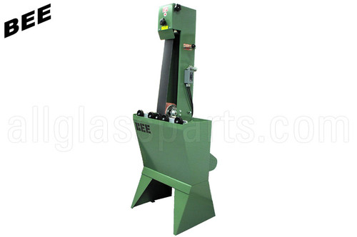 Upright Glass Sander Edger Bee Metal Products
