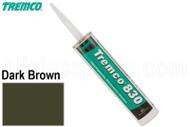 Tremco 830 (Dark Brown)