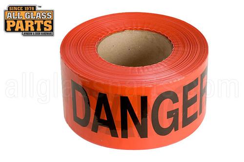Barricade Caution Tape Danger Red