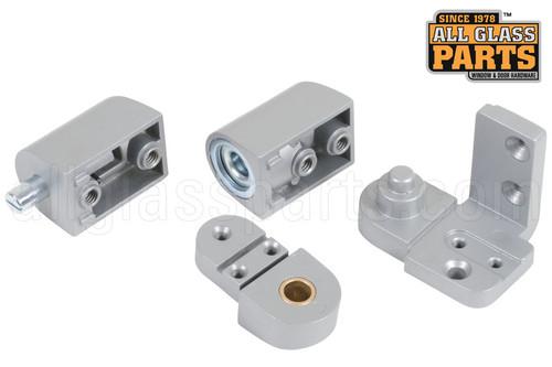 Commercial Door Pivot Set Ykk Aluminum Right