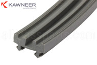 Curtain Wall Thermal Break Rubber (Kawneer) (1/4'' Height)