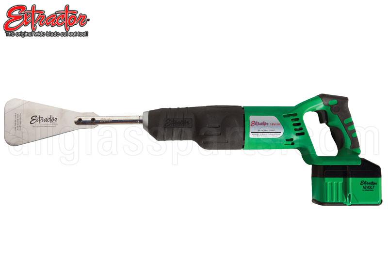 Extractor 18 Volt Cordless Nicad