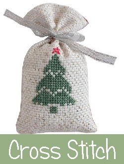 Christmas Cross Stitch at Maries