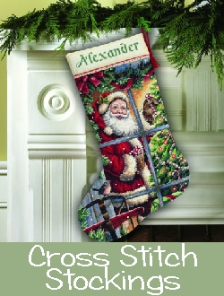 Christmas Stockings from Maries