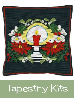 Christmas Tapestry Kits from Maries