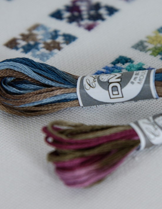 DMC Coloris Threads