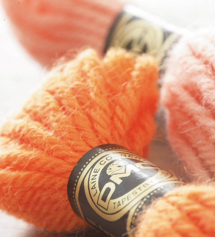 DMC Tapestry Wool