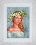 Tender Charm Cross Stitch Kit by Luca-S