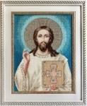 Jesus Christ Cross Stitch Kit by Luca-S