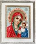 Mother of God of Kazan Cross Stitch Kit by Luca-S