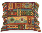 Terra Cushion Cross Stitch Kit by Riolis