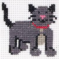 Poppy Starter Cross Stitch Kit by Anchor
