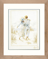 Romance Cross Stitch Kit By Lanarte