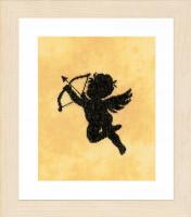 Cupid II Cross Stitch Kit by Lanarte