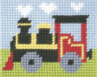 Puff Puff Needlepoint Kit By Orchidea