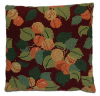 Apricots Tapestry Cushion Kit by Cleopatra