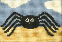 Susie Spider Starter Tapestry Kit By Cleopatra