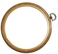 "Round flexi hoop Size 2.5"""