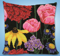 Midnight Floral Tapestry Kit by Design Works