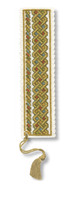 Celtic Knot Bookmark Cross Stitch Kit by Textile Heritage