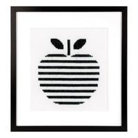 Apple cross Stitch Kit By Vervaco